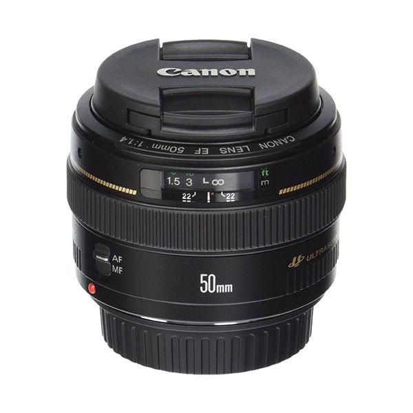 Canon EF 50mm f/1.4 USM Standard Lens Image