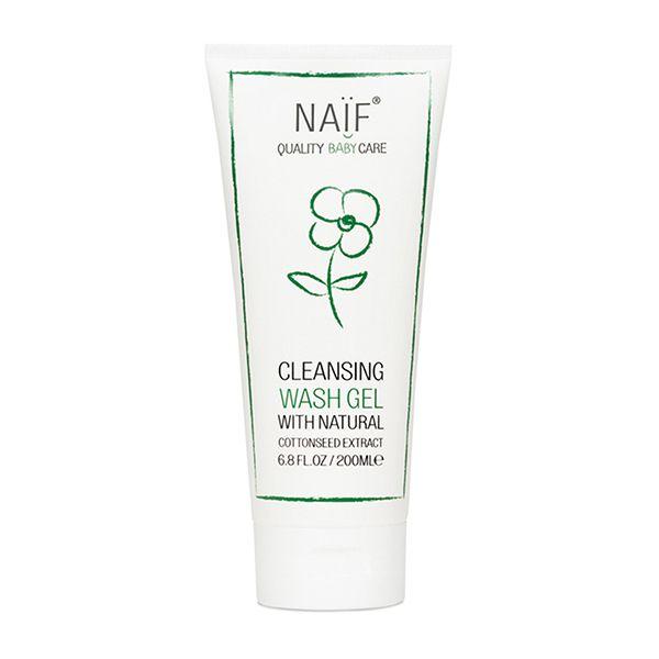 Naïf Baby Cleansing Wash Gel Image