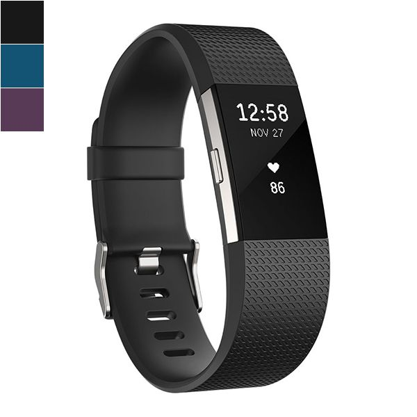 Fitbit CHARGE 2 Fitness Wristband Image