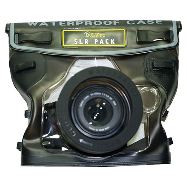 DiCAPac Waterproof Case for Mirror Less Cameras Image
