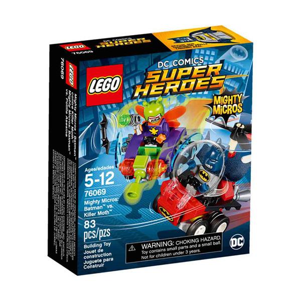 Lego MIGHTY MICROS Batman vs. Killer Moth Image