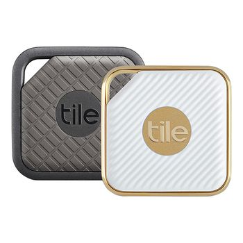 Tile PRO SPORT and PRO STYLE Combo Key/Item Finder - 2 Pack