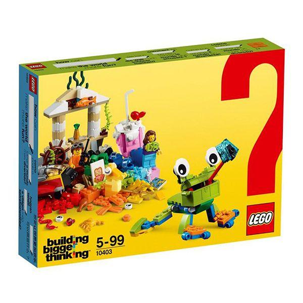 Lego CLASSIC World Fun Brand Campaign Image