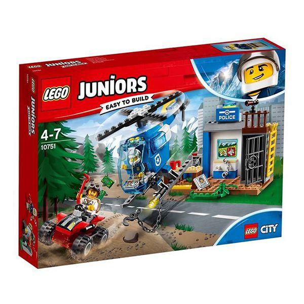 Lego JUNIORS Mountain Police Chase Image