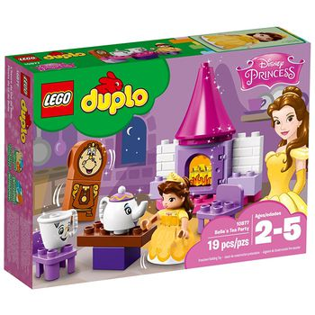 Lego DUPLO Belle's Tea Party Princess