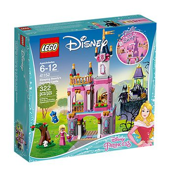 Lego DISNEY Princess Sleeping Beauty's Fairytale Castle