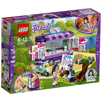 Lego DISNEY Friends Emma's Art Stand