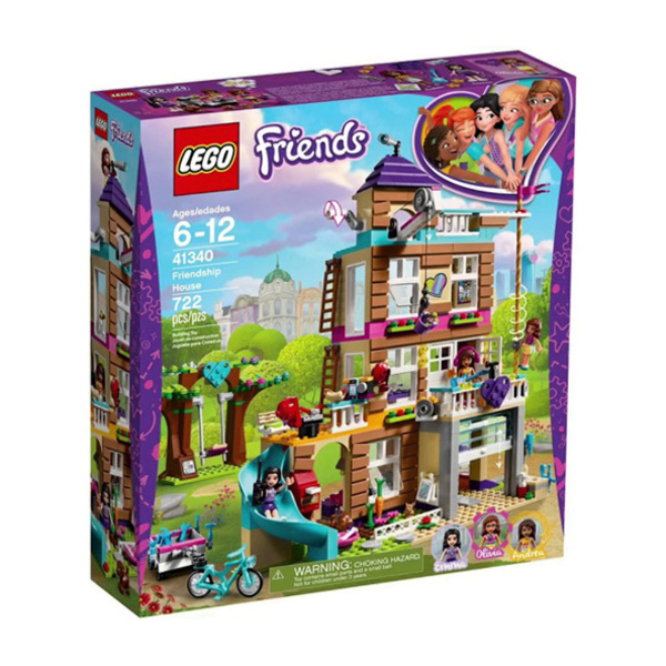 Lego FRIENDS Friendship House Image