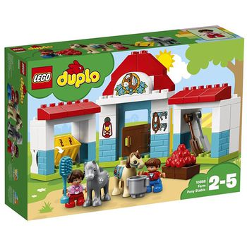 Lego DUPLO Farm Pony Stable