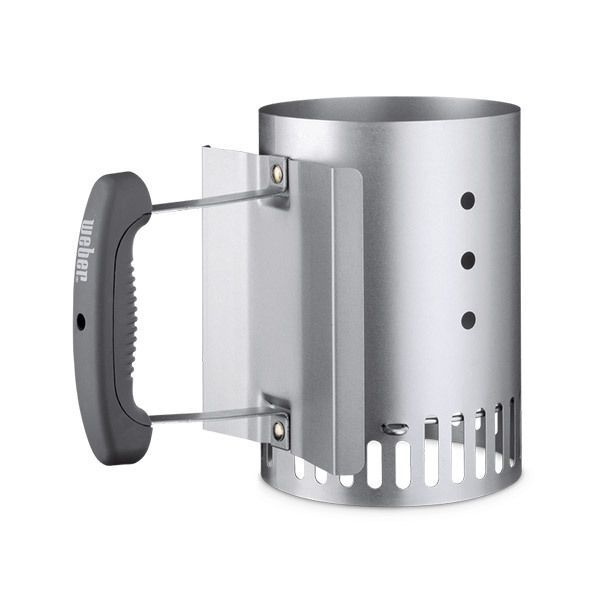 Weber RAPIDFIRE Compact Chimney Starter Image