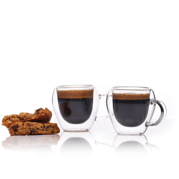 Le'Xpress Tazzine da caffè – set da 4 pezziImmagine