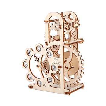 Ugears DYNAMOMETER 3D Wooden Puzzle 48pcs