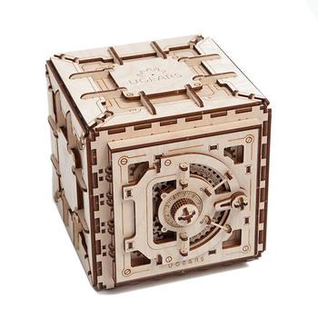 Ugears SAFE 3D Wooden Puzzle 179pcs