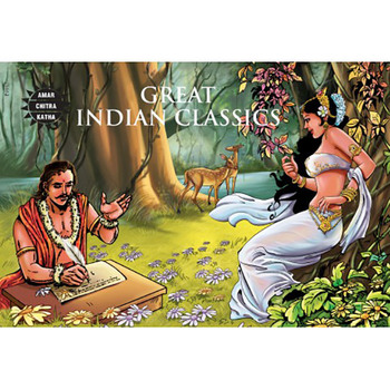 Amar Chitra Katha: Great Indian Classics (20-in-1)