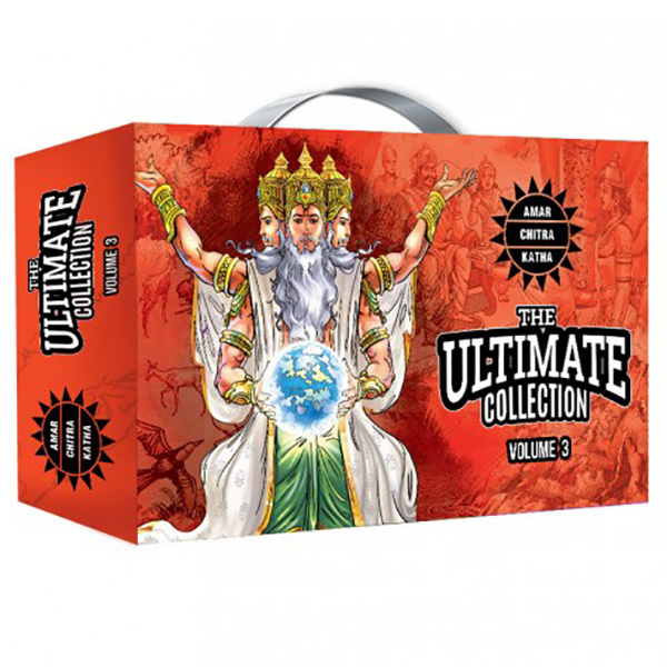 Amar Chitra Katha: The Ultimate Collection 3-Volume Box Set Image
