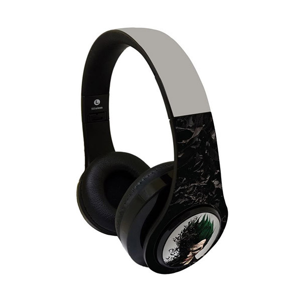 Macmerise JOKER WITHERS Decibel Wireless On-Ear Headphones Image