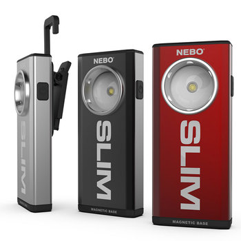 NEBO Slim Rechargeable Pocket Light