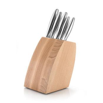 Lion Sabatier NANCY Block with 5 FUSO Knives