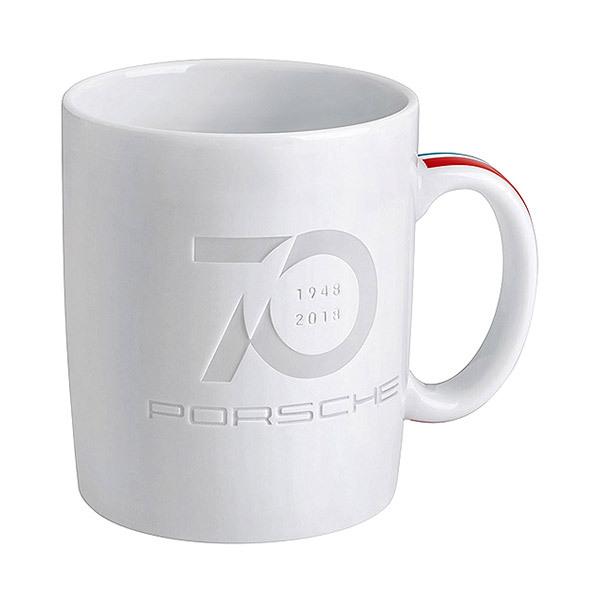 Porsche 70-YEARS OF PORSCHE Coffee Mug Image