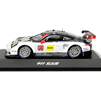 Porsche 911 RSR 1:43 Model Car