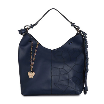 Butterflies Ladies Handbag BNS-8032BL