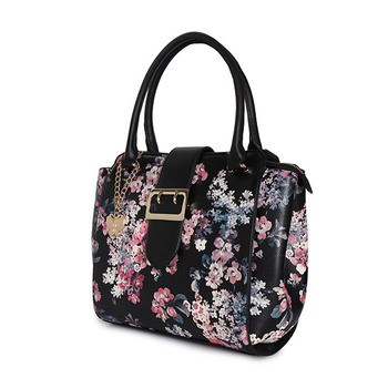 Butterflies Ladies Handbag BNS-L592-13143ABK