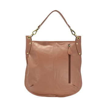 HOLEE Soft Leather Satchel Handbag A-104