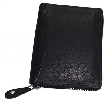 HOLEE Leather Mens Wallet W-164