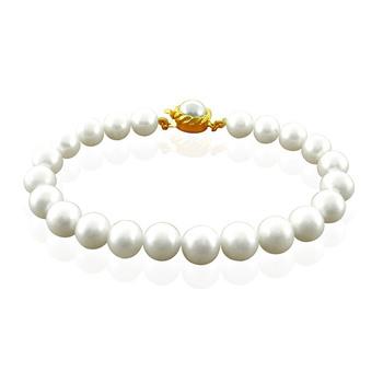Sri Jagdamba Pearls Classy & Stylish Pearl Bracelet JPNMA-2636