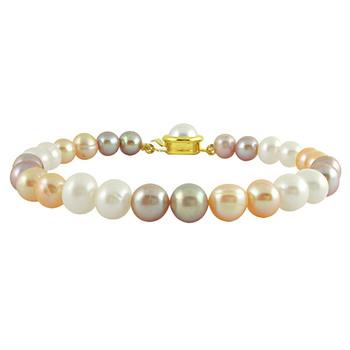 Sri Jagdamba Pearls Multicolor Bracelet JP-MA-1061