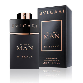 Bvlgari MAN IN BLACK Men's EDP 60ml