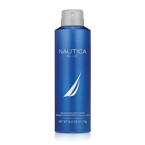 Nautica BLUE Men's Body Spray 150ml Image