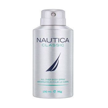 Nautica CLASSIC Men's Body Spray 150ml