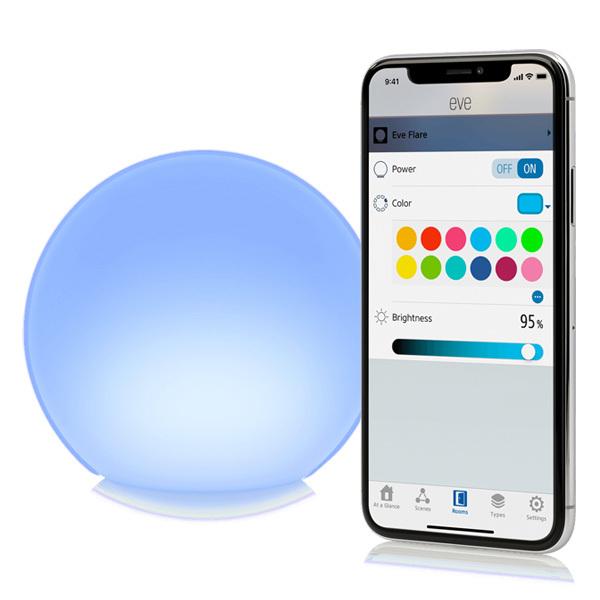 Eve FLARE Portable Smart LED LampImage