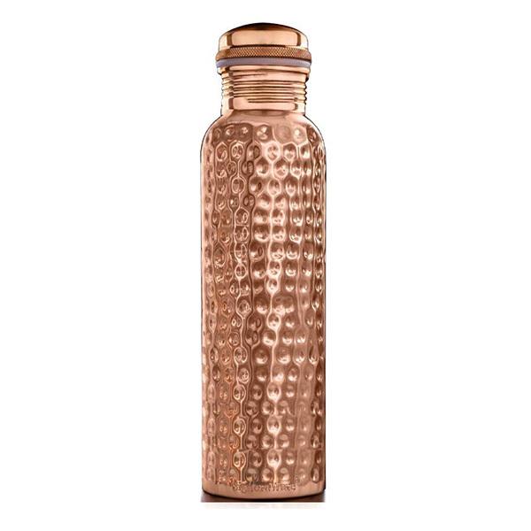 SignoraWare Hammered Copper Bottle 900ml Image