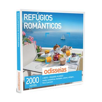 Refúgios Românticos − 2000 Hotéis