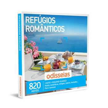 Refúgios Românticos − 820 Hotéis