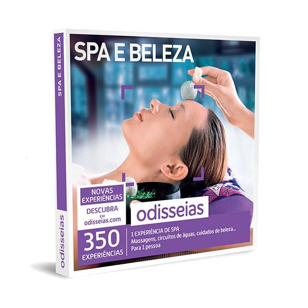 SPA e Beleza − 350 ExperiênciasImagem