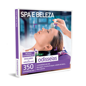 SPA e Beleza − 350 Experiências