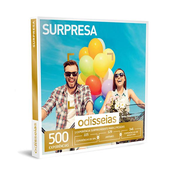 Surpresa − 500 ExperiênciasImagem