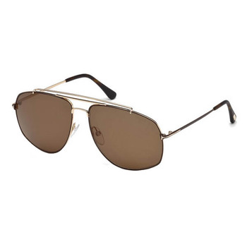 Tom Ford Aviator Men's Sunglasses FT-049628M59