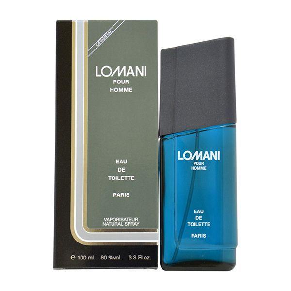 LOMANI Pour Homme Men's EDT 100ml Image