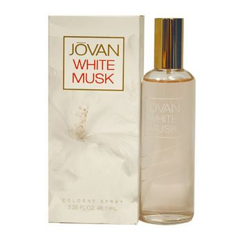 Jovan WHITE MUSK Women's Cologne Spray 100ml