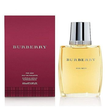 Burberry Men's EDT 100ml