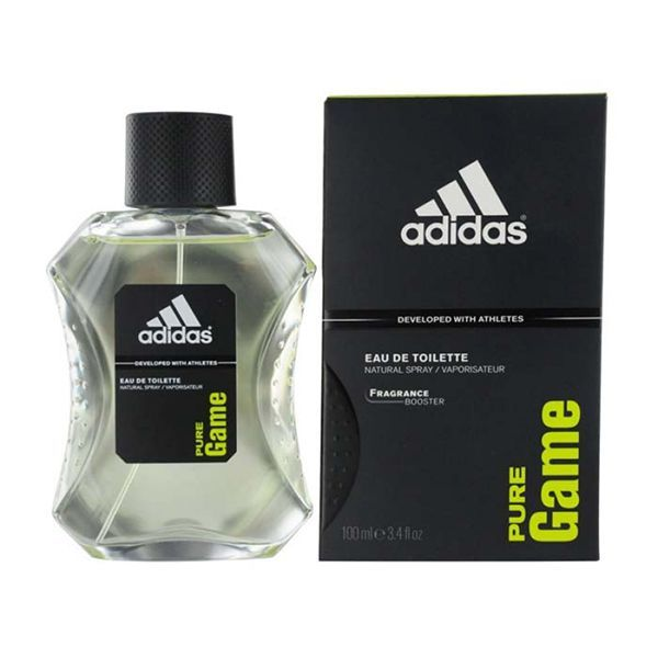 adidas PURE GAME Men's EDT 100ml Image