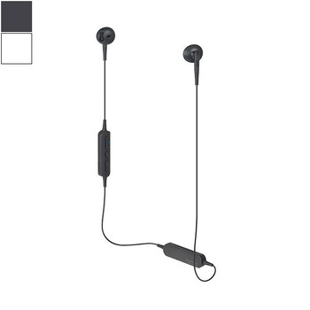 Audio-Technica ATH-C200BT Wireless In-Ear Headphones