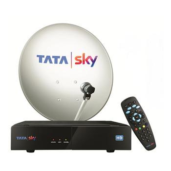 Tata Sky HD Box with 1 Month Premium Sports English Pack