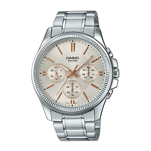 Casio ENTICER Gents Chronograph A1078 Image