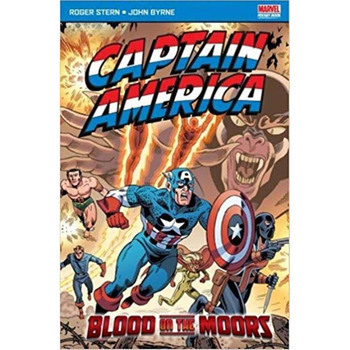 Captain America: Blood on the Moors
