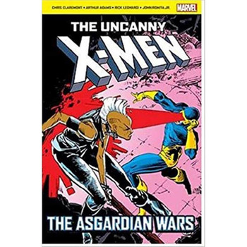 The Uncanny X-Men: The Asgardian Wars
